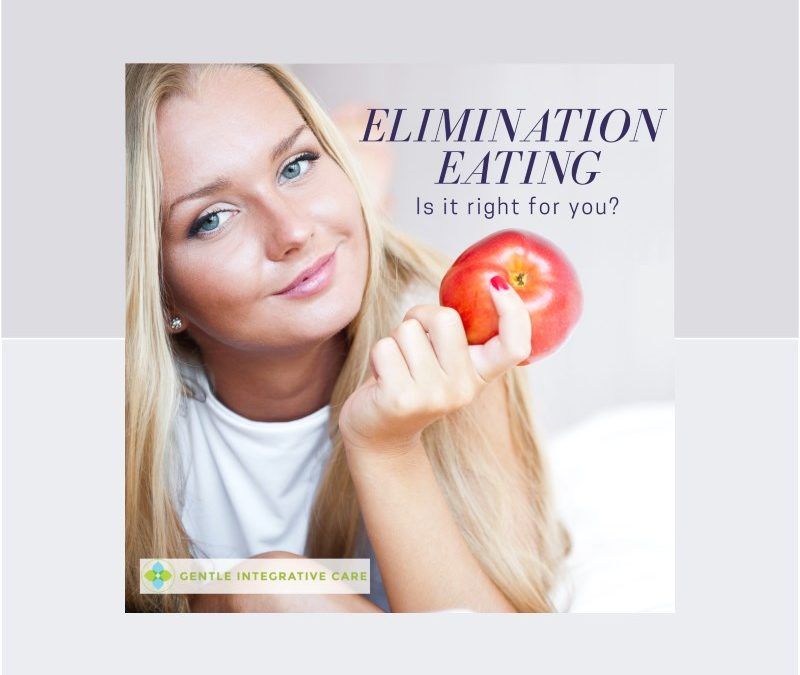 Elimination Eating – Is It Right for You?